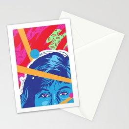KELLY :: Memphis Design :: Saved By the Bell Series Stationery Cards
