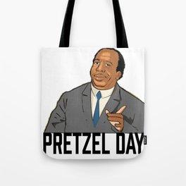 Pretzel day Stanley Tote Bag