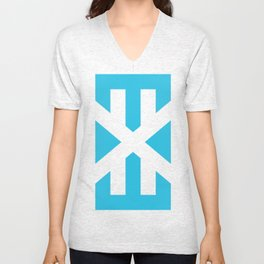 plain.exe Unisex V-Neck