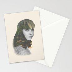 Anna Karina Nature Portrait Stationery Cards