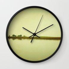 State of Wonder Wall Clock