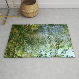 water front by Lika Ramati Rug