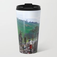 1920 - road blockade Travel Mug