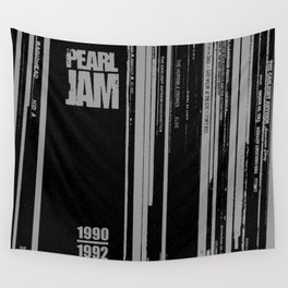 Records 3 Wall Tapestry