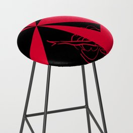 Cancan ~ From Sinners And Saints ~ Bohème Bar Stool