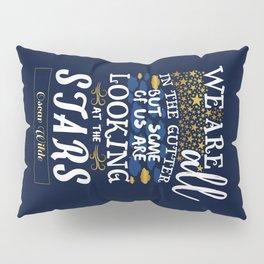 Stars (Oscar Wilde) Pillow Sham
