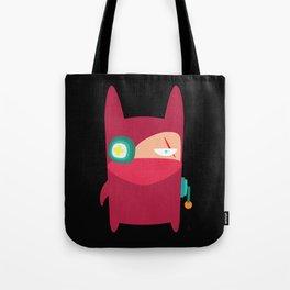 Ninja [Black Ver.] Tote Bag