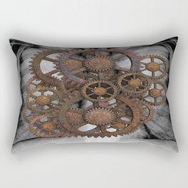 Cog X-Ray Rectangular Pillow