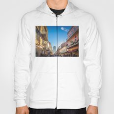 French Quarter Streets Hoody