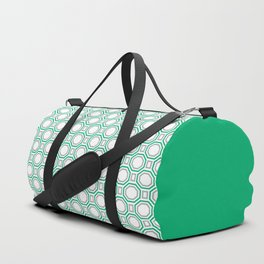 Green Harmony in Symmetry Duffle Bag