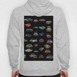 Car Cluster Hoody