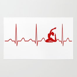 YOGA HEARTBEAT V2 Rug