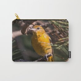 Morning Oriole Carry-All Pouch