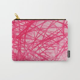 Ophelia Pink Carry-All Pouch