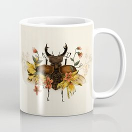 Blooming Beetle Coffee Mug