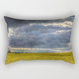 The Impending Storm Rectangular Pillow