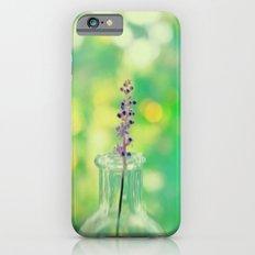 Little Flowers iPhone 6s Slim Case