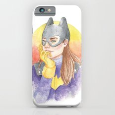 Batgirl Slim Case iPhone 6s