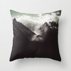 Prolepsis Throw Pillow