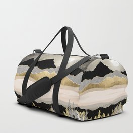 Winter Moon Duffle Bag