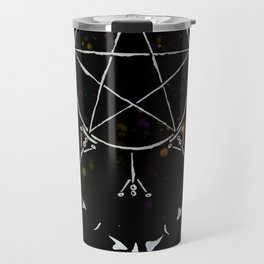 A Tarot of Ink 10 of Pentacles Travel Mug