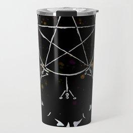 A Tarot of Ink 10 of Pentacles Travel Mug