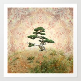 Bansai Art Print