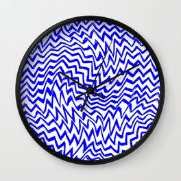 Anxious Ruminations Wall Clock
