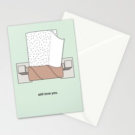 Empty Roll Stationery Cards