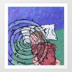 Hypnopaedia Art Print