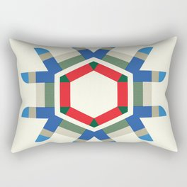 GeoTribe Rectangular Pillow