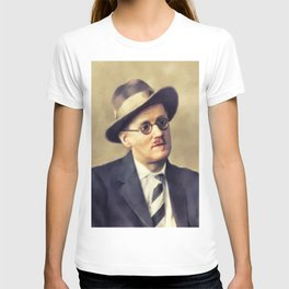 James Joyce, Literary Legend T-shirt