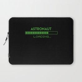 Astronaut Loading Laptop Sleeve