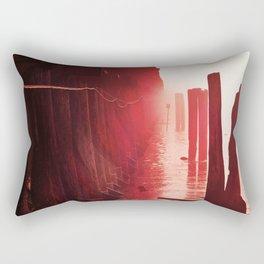 Caffeine Mornings Rectangular Pillow