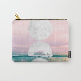 The Moon and the Tides Carry-All Pouch