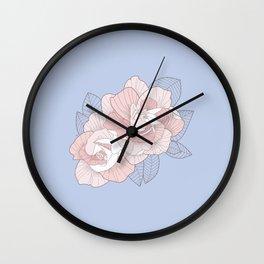 GARDENIA - Serenity Wall Clock