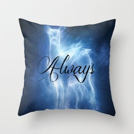 Always Throw Pillow