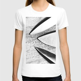 Cutlery 3: Just The Tip T-shirt