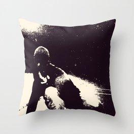 Carving Throw Pillow
