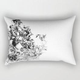 floating roots Rectangular Pillow