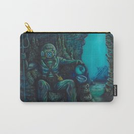 Deep Sea Throne Carry-All Pouch