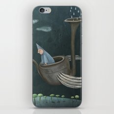 The Flying Machine iPhone & iPod Skin