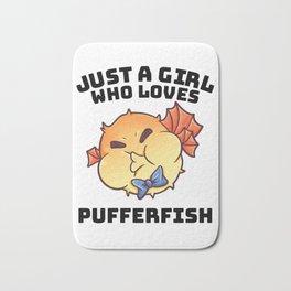 Blowfish, Love Bath Mat