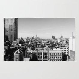 New York City Skyline Rug