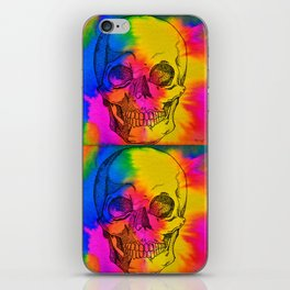 Ode To Skully iPhone Skin