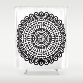 rosace Shower Curtain