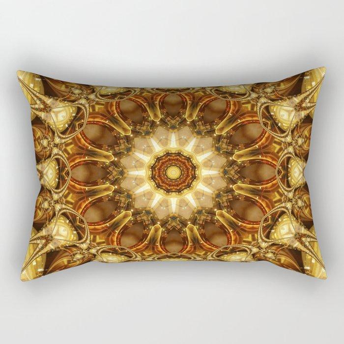 Mandala Charisma Rectangular Pillow