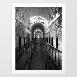 Eastern State Penitentiary  Art Print