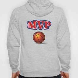 Most Valuable Player. Basket Hoody