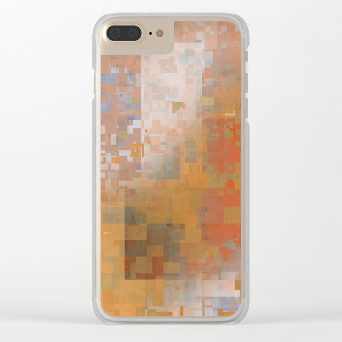 less safe Clear iPhone Case